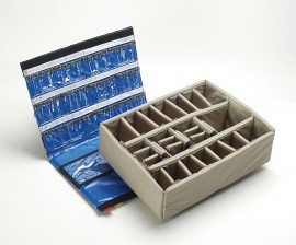 1550 EMS Accessory Set (Lid Organizer and Divider Set)